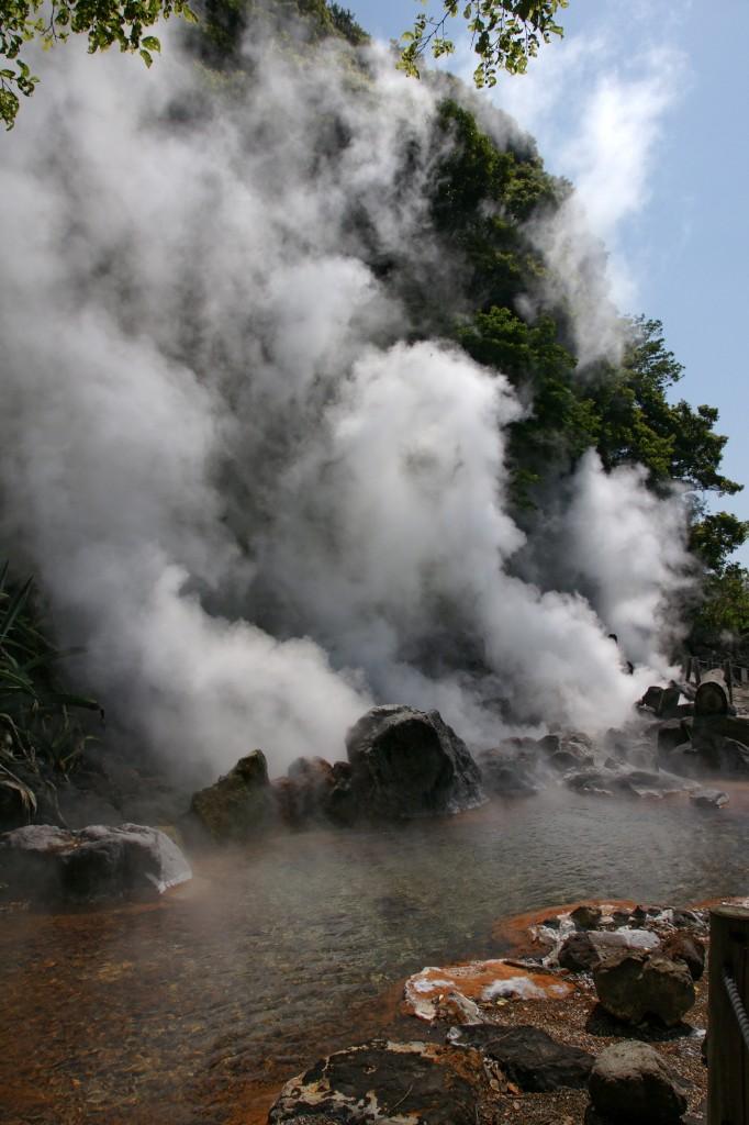 Beppu 682x1024 Источники Беппу (Beppu)