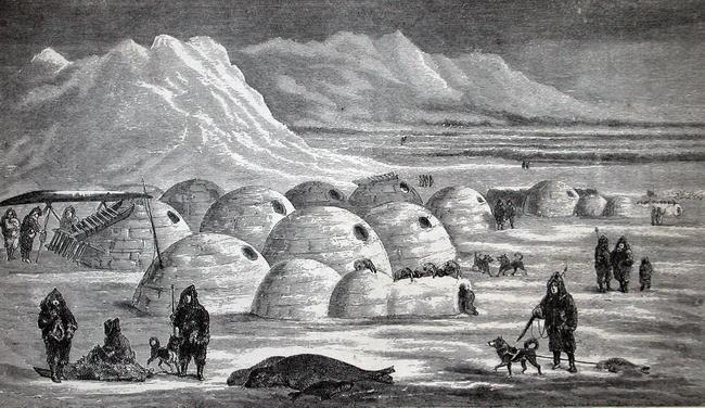 Iglu Ледяной отель (Icehotel)