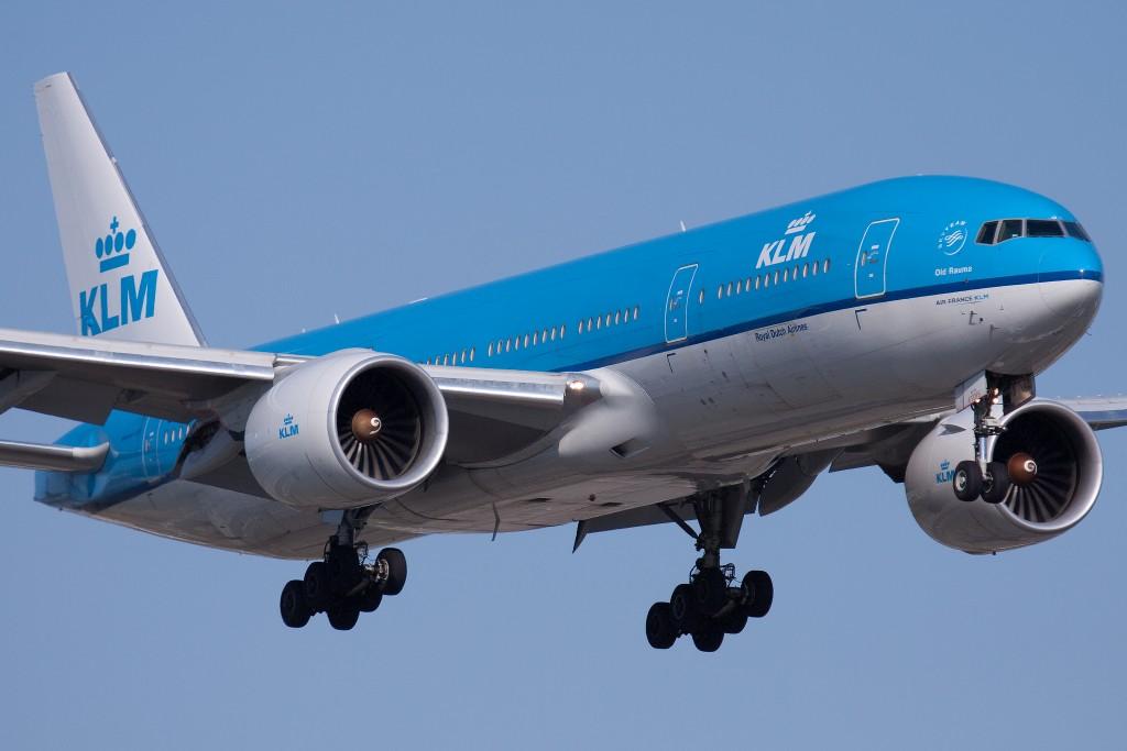 KLM aircraft 1024x683 Церковь Сан Андрес Шекуль (San Andres Xecul)