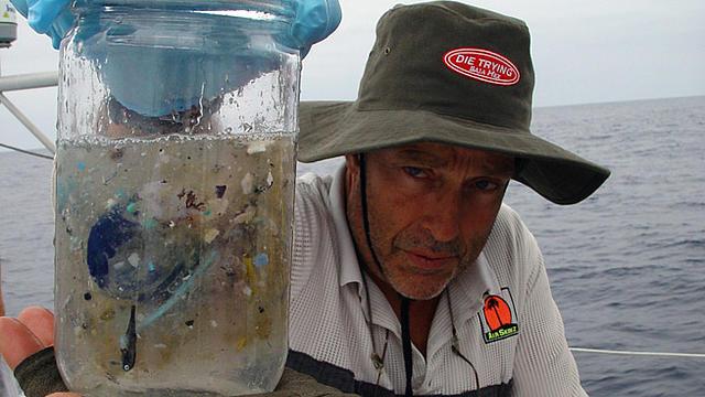 charles j. moore Большое тихоокеанское мусорное пятно